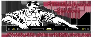 RTH Handyman Services Logo
